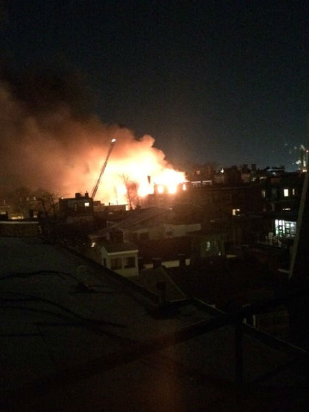 "<div class=""meta image-caption""><div class=""origin-logo origin-image none""><span>none</span></div><span class=""caption-text"">A multi-alarm fire broke out in Center City Philadelphia on Tuesday, January 19, 2016. (WPVI Photo/ Sarah Cadman/SarahECadman/Twitter)</span></div>"