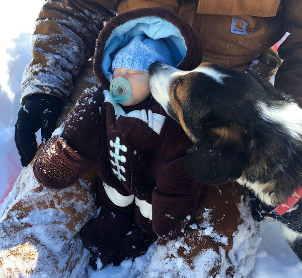 """<div class=""""meta image-caption""""><div class=""""origin-logo origin-image none""""><span>none</span></div><span class=""""caption-text"""">Fun in the snow has worn this little one out.  (Action News Viewer )</span></div>"""
