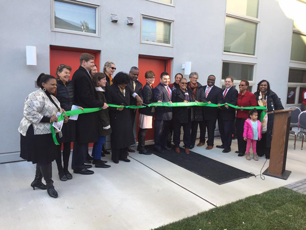 "<div class=""meta image-caption""><div class=""origin-logo origin-image none""><span>none</span></div><span class=""caption-text"">It was the ribbon cutting and official grand opening of The 4050 Apartments - a new apartment complex on Haverford Avenue.</span></div>"