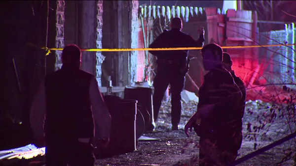 """<div class=""""meta image-caption""""><div class=""""origin-logo origin-image none""""><span>none</span></div><span class=""""caption-text"""">Pictured: The scene of a shooting at a cookout in Wilkinsburg, Pa., that left five people dead. </span></div>"""