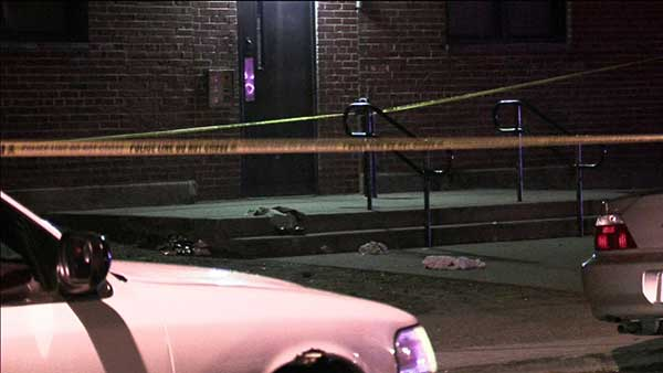<div class='meta'><div class='origin-logo' data-origin='none'></div><span class='caption-text' data-credit=''>Five people are recovering after police say an argument led to gunfire early Friday in Trenton, New Jersey.</span></div>