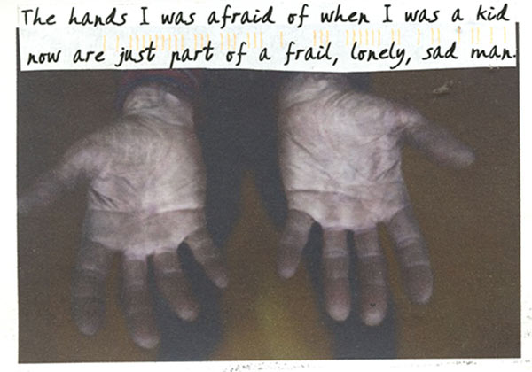 "<div class=""meta image-caption""><div class=""origin-logo origin-image none""><span>none</span></div><span class=""caption-text"">Pictured: One of the postcards from PostSecret.  Cards like this one inspired PostSecret: The Show. (PostSecret.com/Frank Warren)</span></div>"