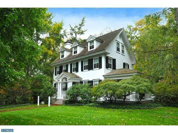 """<div class=""""meta image-caption""""><div class=""""origin-logo origin-image none""""><span>none</span></div><span class=""""caption-text"""">Pictured:  'Four Chimneys' in the Rydal community of Abington Township, Pa.</span></div>"""