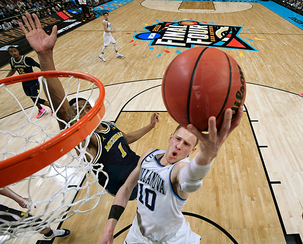 Donte DiVincenzo Twitter Deleted After Racial Post; Villanova Deletes Hack Tweet