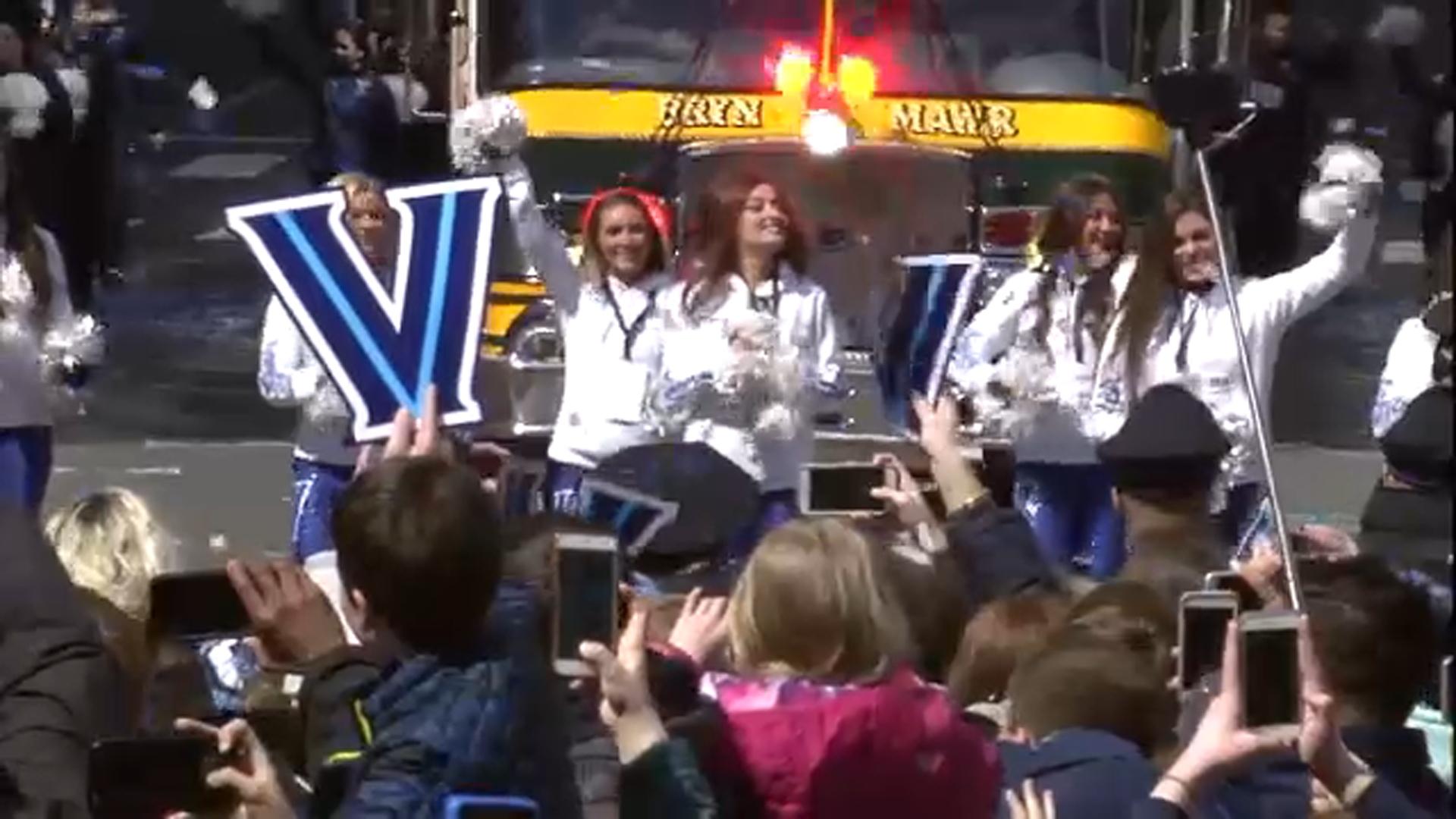 <div class='meta'><div class='origin-logo' data-origin='WPVI'></div><span class='caption-text' data-credit=''>Pictured: Villanova National Championship Parade in Center City Philadelphia on April 5, 2018.</span></div>