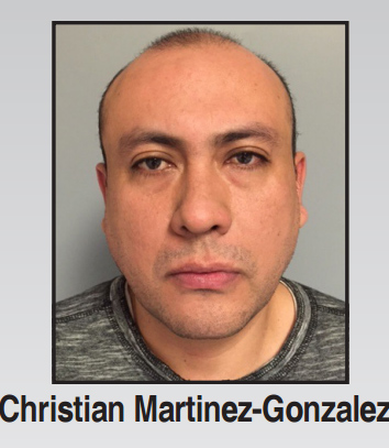 <div class='meta'><div class='origin-logo' data-origin='WPVI'></div><span class='caption-text' data-credit=''>Christian Martinez-Gonzalez, 34, of East Windsor.  Factory worker.</span></div>