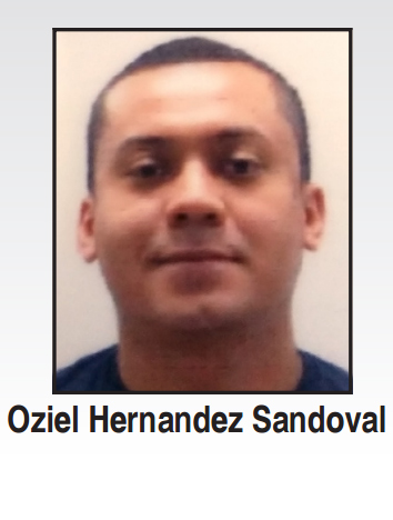 <div class='meta'><div class='origin-logo' data-origin='WPVI'></div><span class='caption-text' data-credit=''>Oziel Hernandez Sandoval, 27, of Piscataway.  Employment unknown.</span></div>