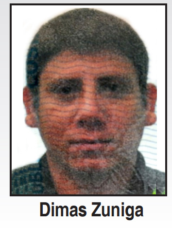 <div class='meta'><div class='origin-logo' data-origin='WPVI'></div><span class='caption-text' data-credit=''>Dimas Zuniga, 44, of Roselle.  Employment unknown.</span></div>