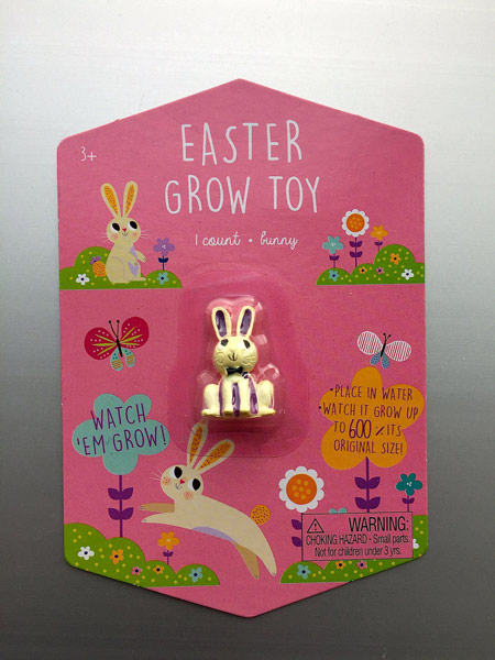 "<div class=""meta image-caption""><div class=""origin-logo origin-image none""><span>none</span></div><span class=""caption-text"">Easter Grow Toy - White Bunny (Target)</span></div>"