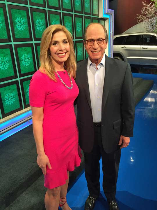 "<div class=""meta image-caption""><div class=""origin-logo origin-image wpvi""><span>WPVI</span></div><span class=""caption-text"">Karen Rogers interviews Harry Friedman, executive producer of Wheel of Fortune and Jeopardy!.</span></div>"