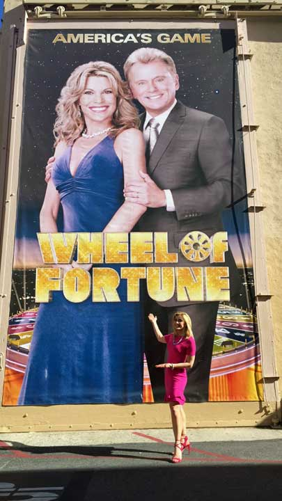 <div class='meta'><div class='origin-logo' data-origin='WPVI'></div><span class='caption-text' data-credit=''>Action News reporter Karen Rogers traveled to Los Angeles for a behind the scenes glimpse into Wheel of Fortune's Philadelphia week.</span></div>