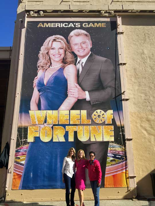 <div class='meta'><div class='origin-logo' data-origin='WPVI'></div><span class='caption-text' data-credit=''>Action News traveled to Los Angeles for a behind the scenes glimpse into Wheel of Fortune's Philadelphia week.</span></div>