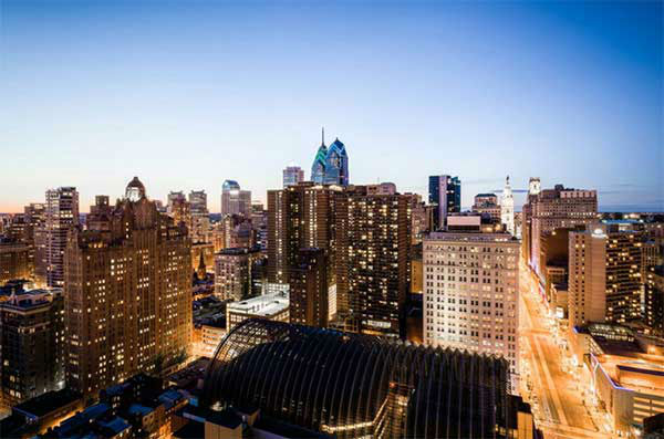 Photos 5 Million Philly Penthouse With A View 6abc Com
