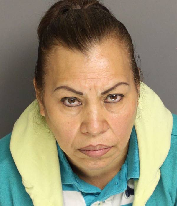 Jovita Lemus was among 44 arrested in connection with an alleged Mexican drug cartel operation in Chester County. <span class=meta></span>
