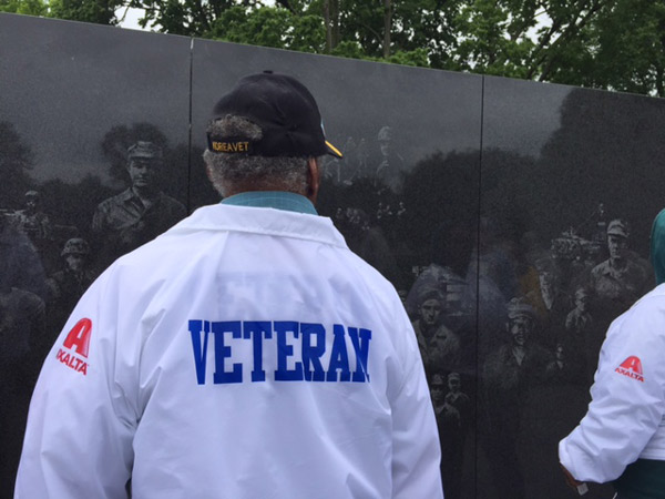 <div class='meta'><div class='origin-logo' data-origin='WPVI'></div><span class='caption-text' data-credit=''>More than 150+ World War II and Korean War veterans visited their respective D.C. memorials for the first time on behalf of Honor Flight Philadelphia and Axalta Coating Systems.</span></div>