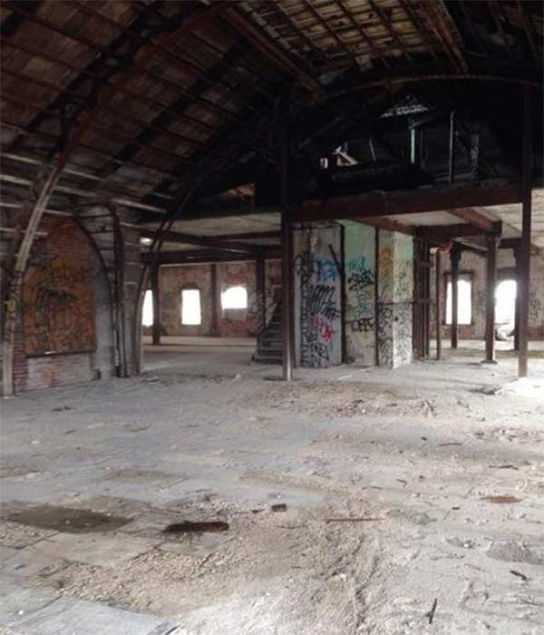 Action News got a peek inside the landmark Divine Lorraine Hotel where there are hopes to restore it to its former glory. <span class=meta></span>