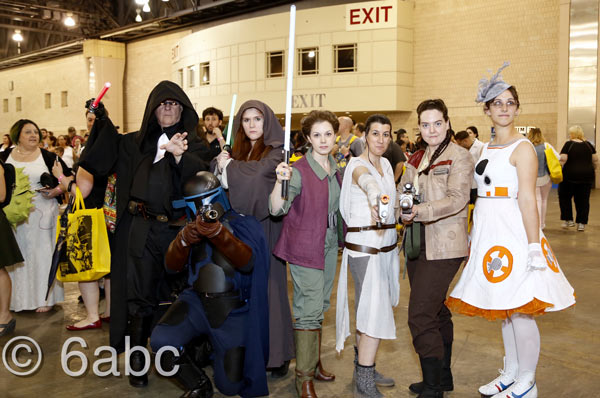 <div class='meta'><div class='origin-logo' data-origin='WPVI'></div><span class='caption-text' data-credit=''>Many attend the 2016 Wizard World Philadelphia Comic Con dressed to impress.</span></div>