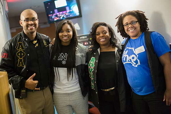 "<div class=""meta image-caption""><div class=""origin-logo origin-image ""><span></span></div><span class=""caption-text"">Pictured: Kyle Morris, DJ Diamond Kuts, Megan Threats and Tiffany Thompson at Step Up Against AIDS. 20th Anniversary of AIDS Education Month. (Photo/Holly E Clark)</span></div>"