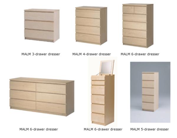 Ikea recalls 29 million dressers after child deaths : 6abc.com