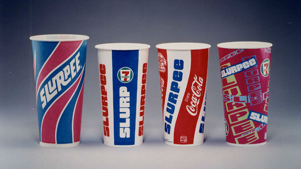 Today on average, more than 32 million Slurpee drinks are consumed every month, that&#39;s an average of more than 1 million each day.  <span class=meta>(7-Eleven)</span>