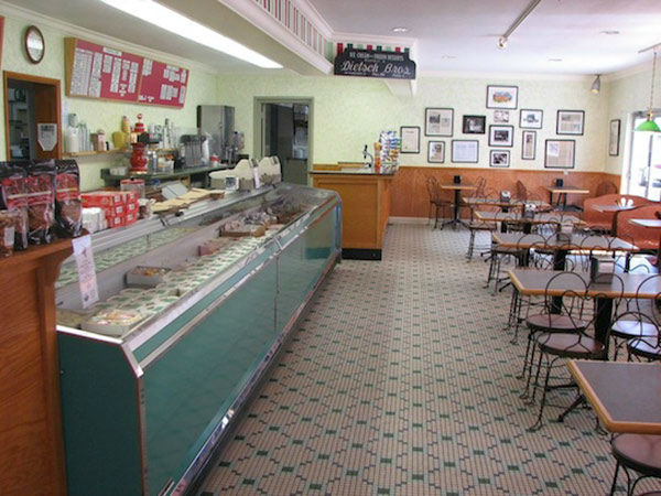 2. Dietsch Brothers Inc., Findlay, Ohio: This sweet shop prides itself on quality over quantity, serving up ice cream and candy made from the finest ingredients.  <span class=meta>(Photo&#47;TripAdvisor.com)</span>