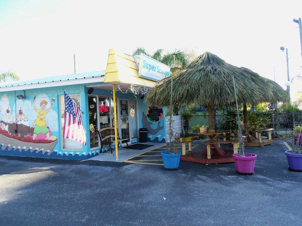 3. Super Scoops Inc., Treasure Island, Florida, with more than 20 flavors including Carrot Cake and Captain&#39;s Butterscotch.  <span class=meta>(Photo&#47;TripAdvisor.com)</span>