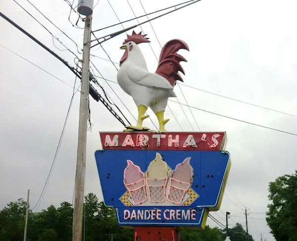 8. Martha&#39;s Dandee Creme, Queensbury, New York: In the Lake George region, this roadside retreat publishes a monthly flavor calendar to help fervent fans to plan their visit.  <span class=meta>(Photo&#47;TripAdvisor.com)</span>