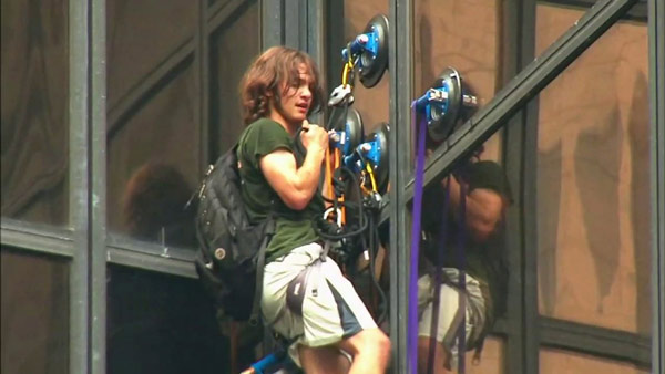 "<div class=""meta image-caption""><div class=""origin-logo origin-image none""><span>none</span></div><span class=""caption-text"">A man used suction cups to climb the Trump Tower building in New York on August 10, 2016. (WABC)</span></div>"
