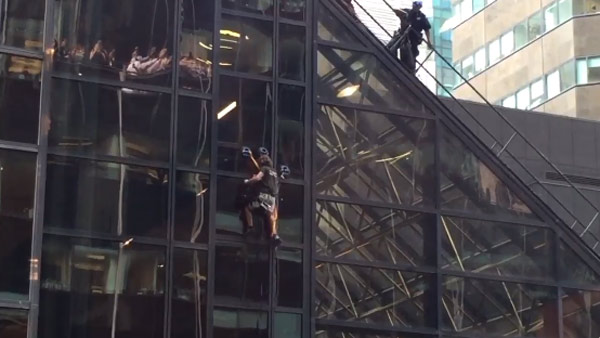 "<div class=""meta image-caption""><div class=""origin-logo origin-image none""><span>none</span></div><span class=""caption-text"">A man used suction cups to climb the Trump Tower building in New York on August 10, 2016. (Jason Chu/ Twitter)</span></div>"