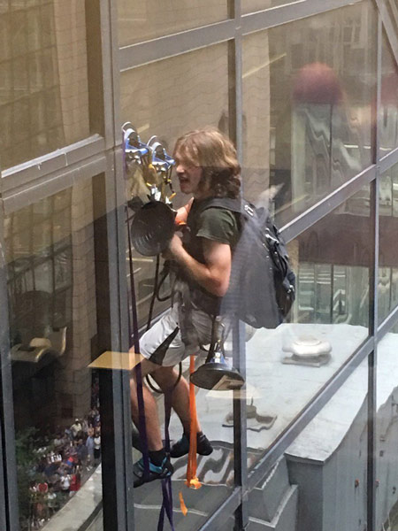 "<div class=""meta image-caption""><div class=""origin-logo origin-image none""><span>none</span></div><span class=""caption-text"">A man used suction cups to climb Trump Tower in New York on August 10, 2016. (Alex Cannon/Twitter)</span></div>"