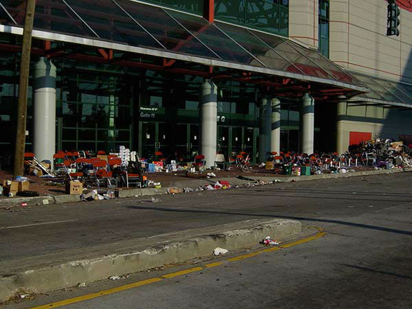 "<div class=""meta image-caption""><div class=""origin-logo origin-image none""><span>none</span></div><span class=""caption-text"">The New Orleans Convention Center, where thousands of evacuees went seeking help.  (WPVI Photo)</span></div>"