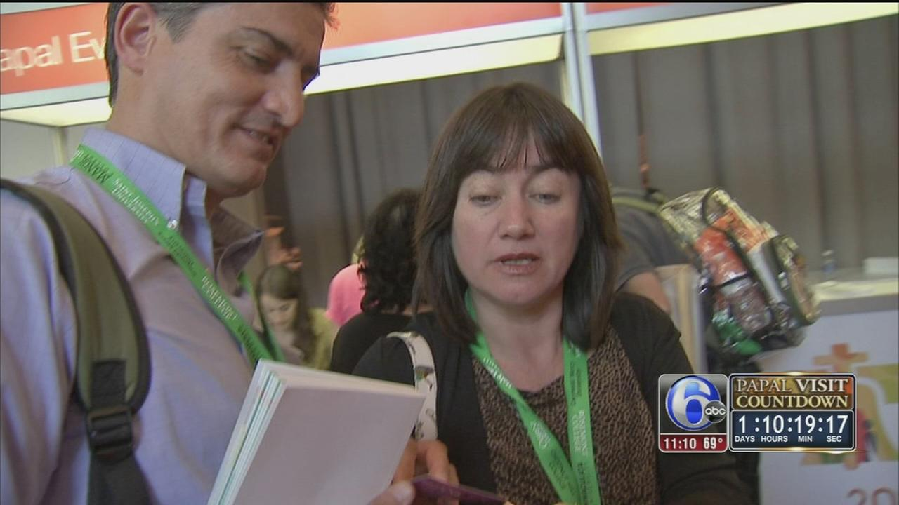 VIDEO: Argentinean couple visits Philly