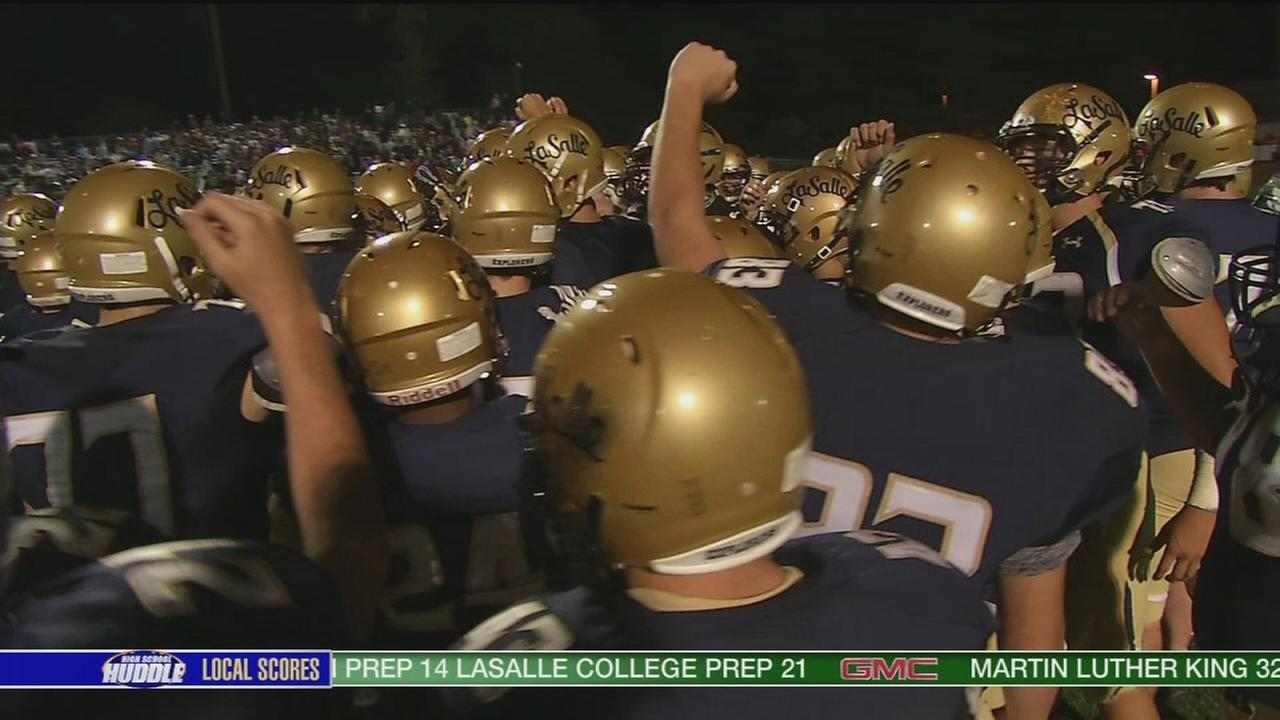 VIDEO: High School Huddle - September 25, 2015