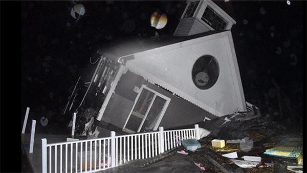 "<div class=""meta image-caption""><div class=""origin-logo origin-image none""><span>none</span></div><span class=""caption-text"">House swept into the floods waters in Middle Twp., New Jersey near North Wildwood.</span></div>"