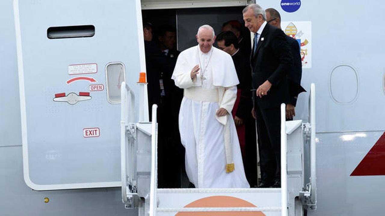 US Pope FrancisSusan Walsh