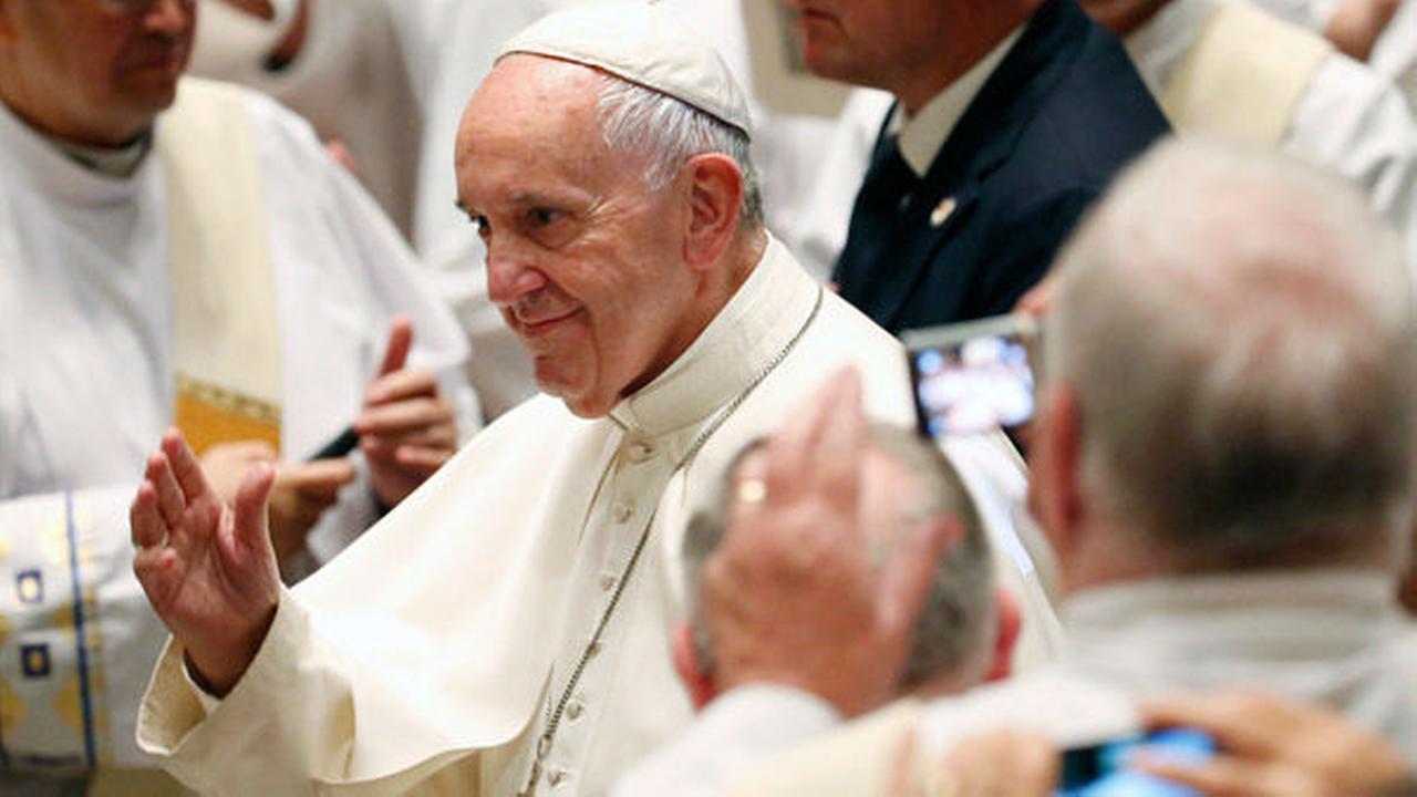 US Pope FrancisJulio Cortez