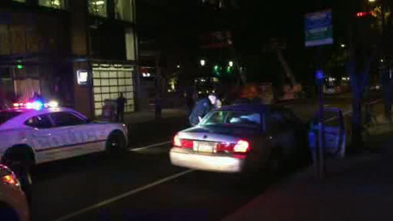 Man allegedly drives through barricades, Tased by police
