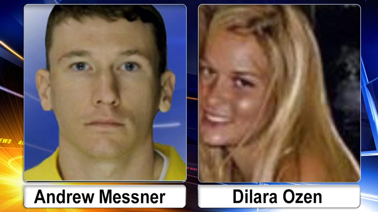 Andrew Messner and Dilara Ozen