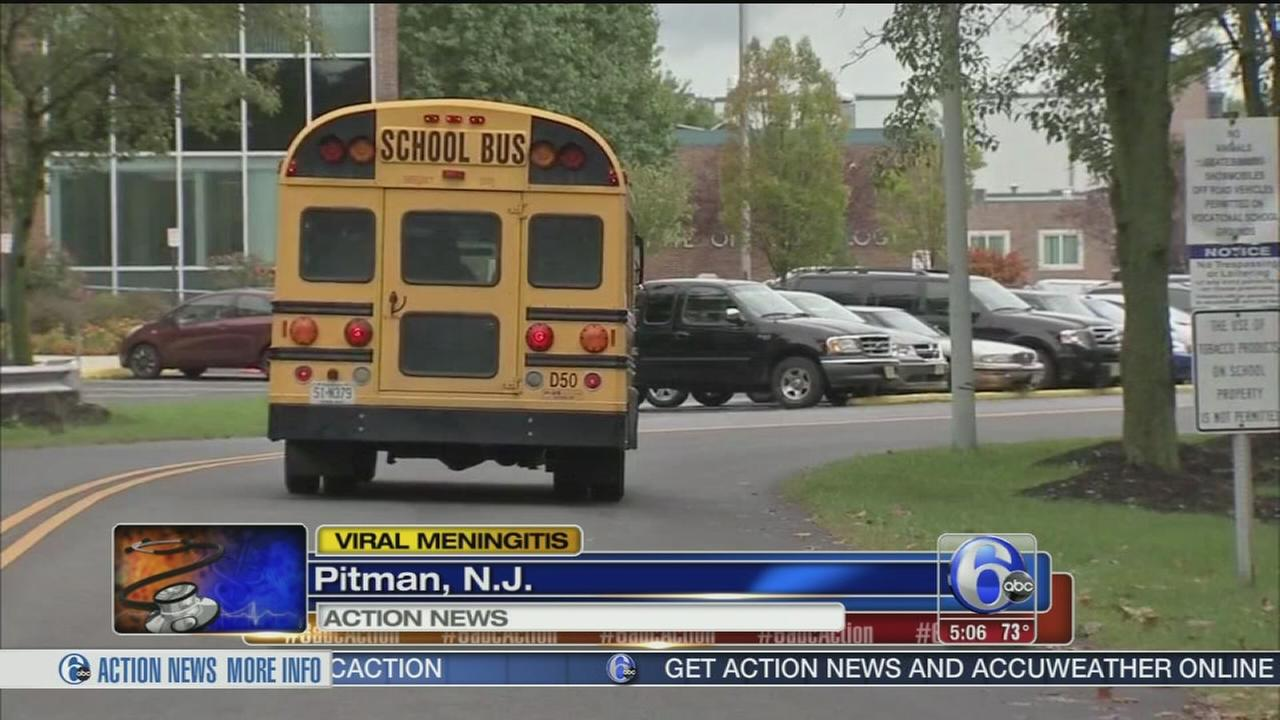 VIDEO: Viral meningitis in Pitman