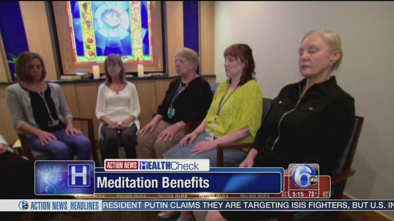 Meditation physical fitness