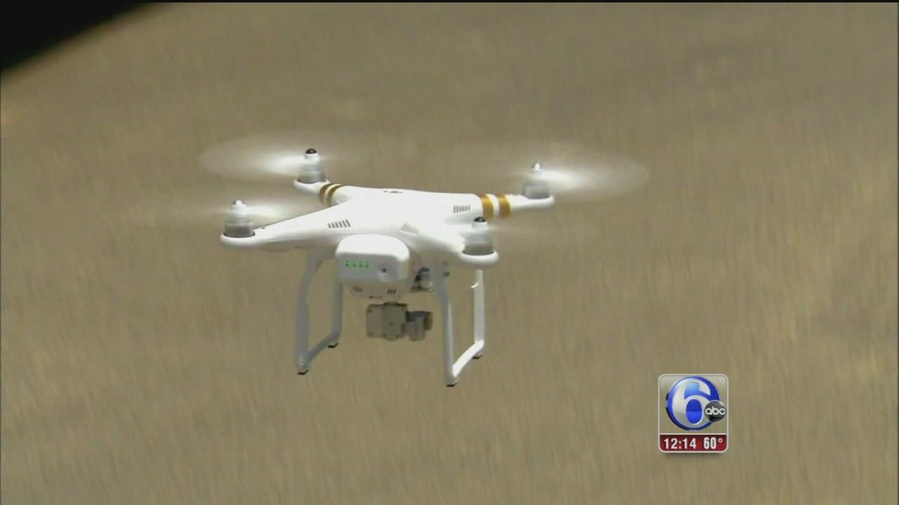 VIDEO: Drones expected to be hot holiday gift this year