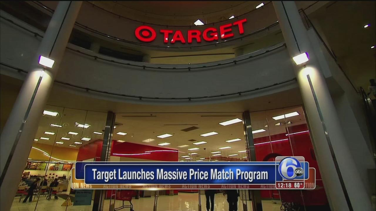 VIDEO: Target launches massive price match program