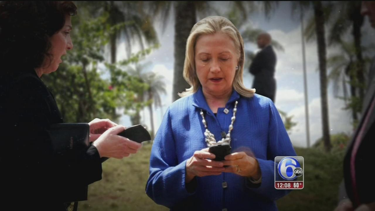 VIDEO: Clinton email targeted in scam