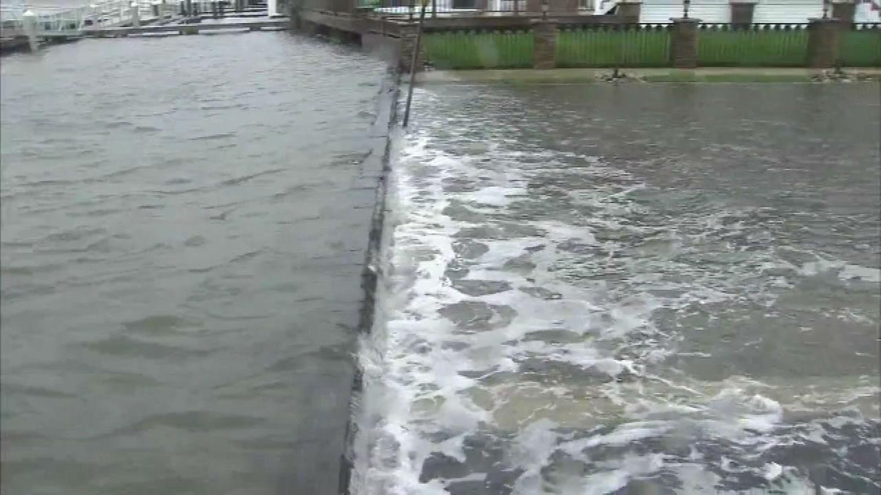 PHOTOS: Flooding in Ocean City, NJ