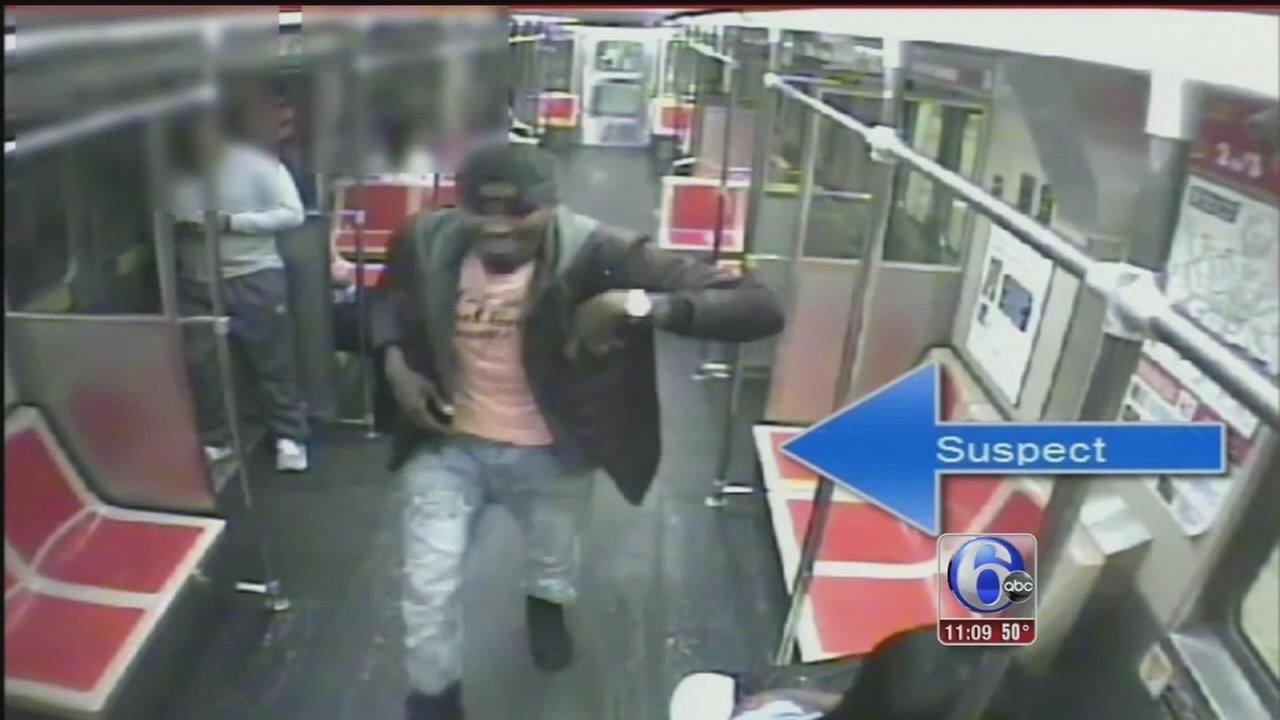 VIDEO: Temple U assault suspect