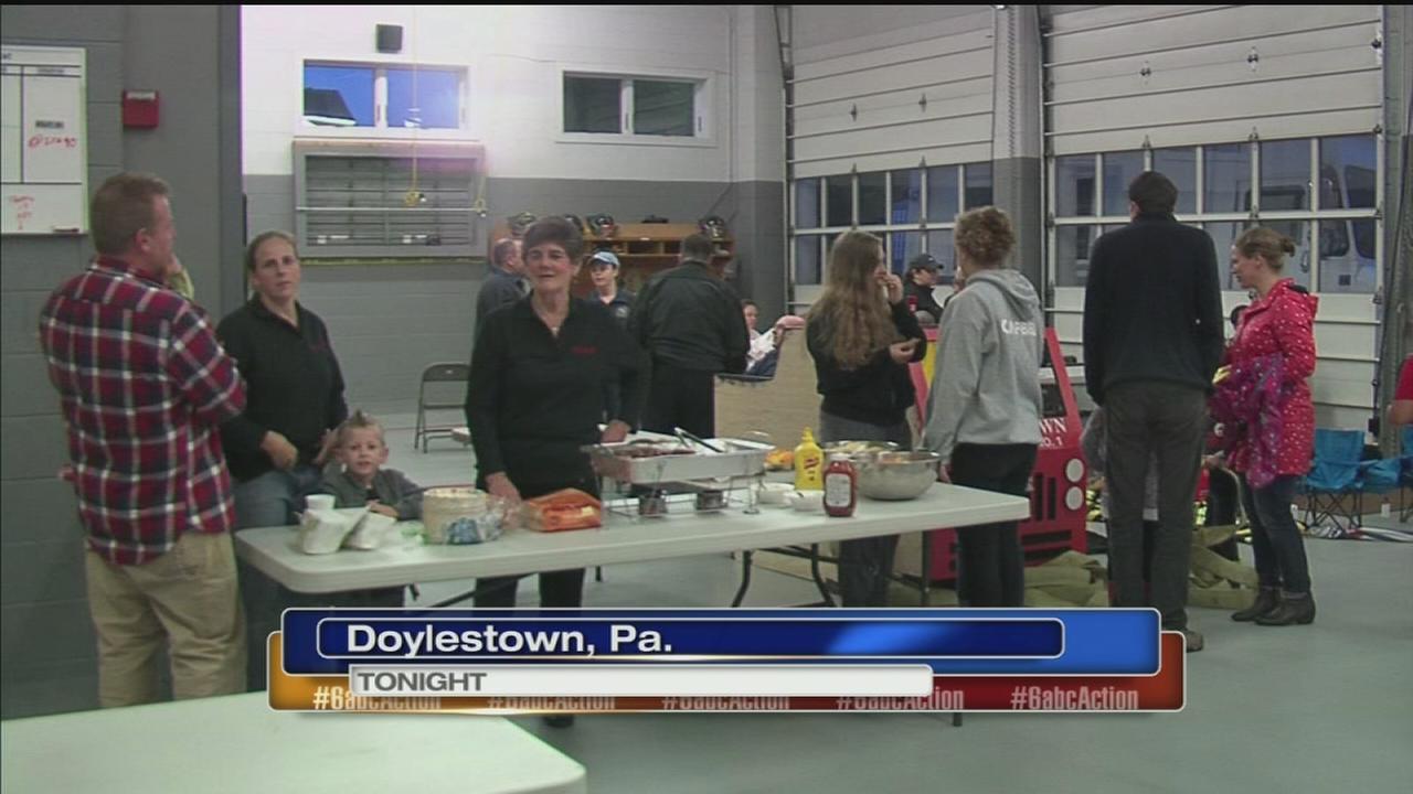Doylestown FD open house