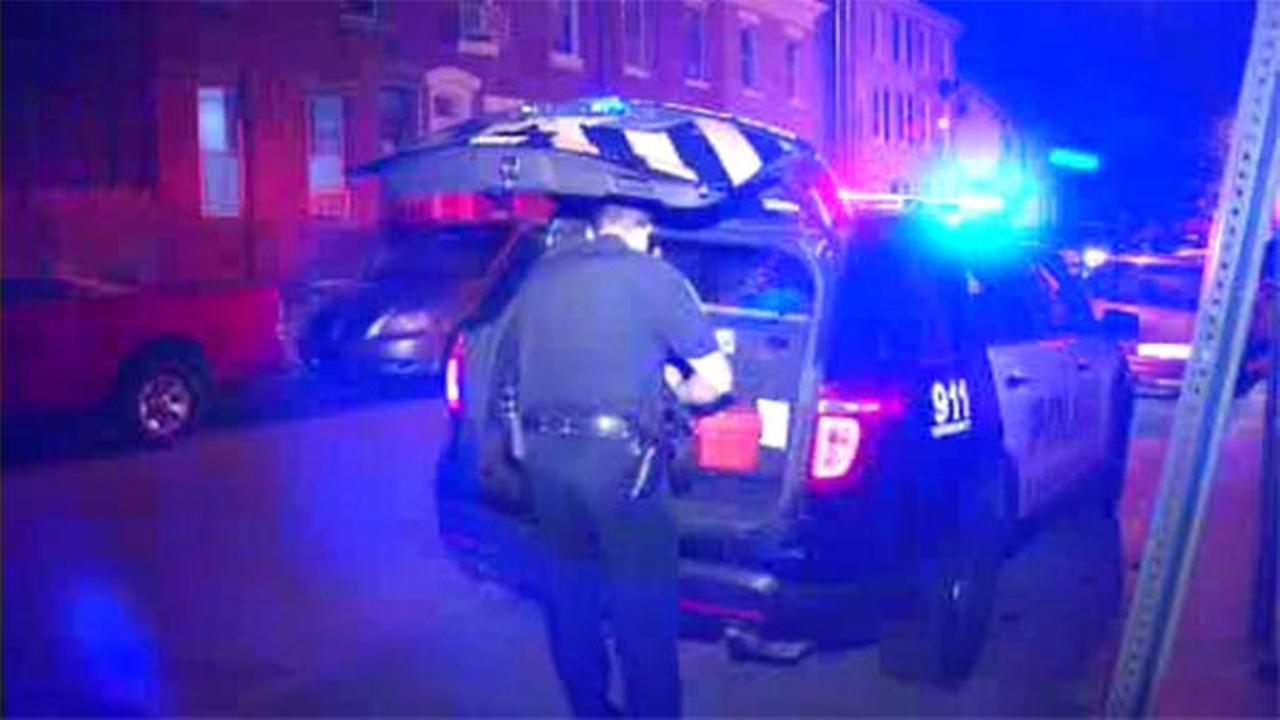 Montgomery County authorities are investigating a shooting in Norristown that left a teen injured.