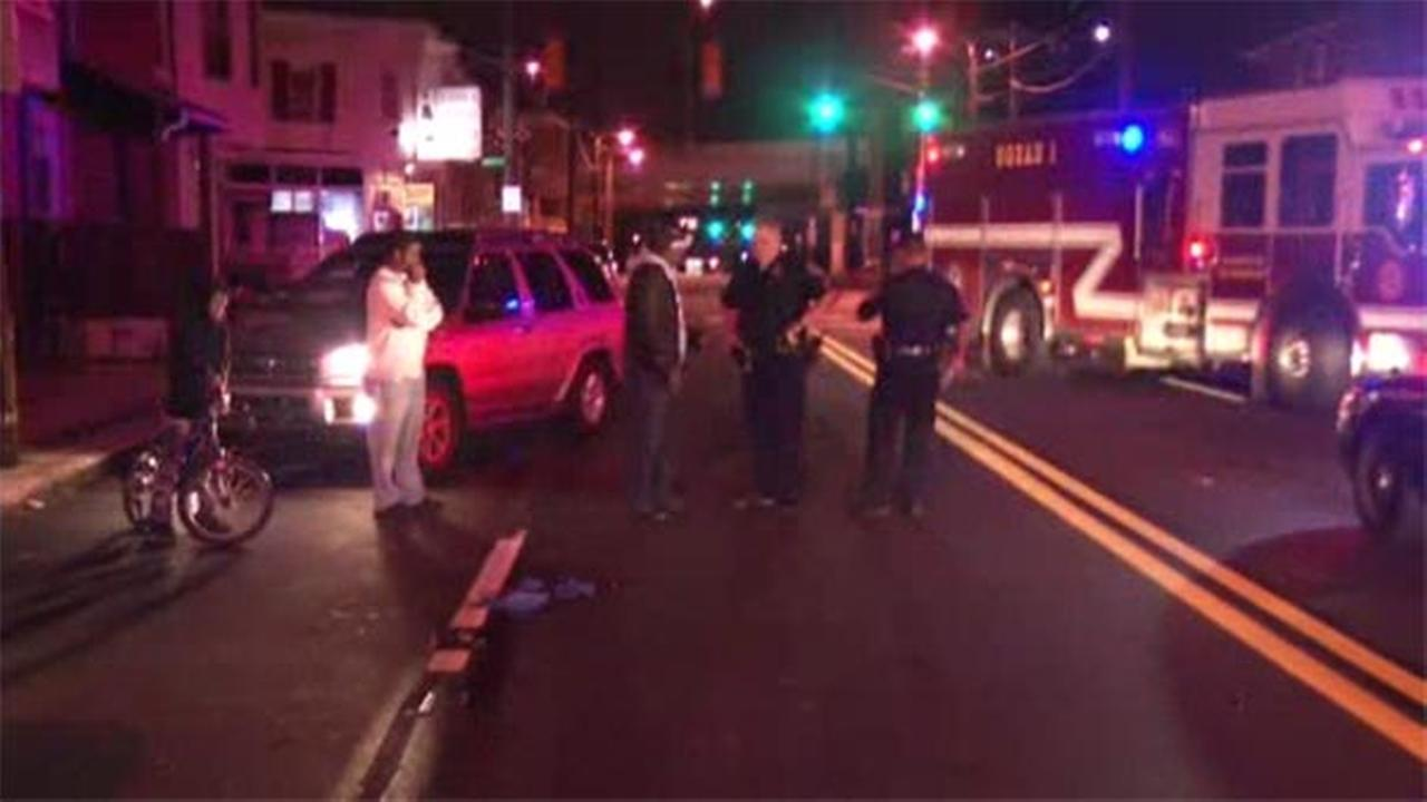 A man is in critical condition after a hit-and-run in Wilmington.