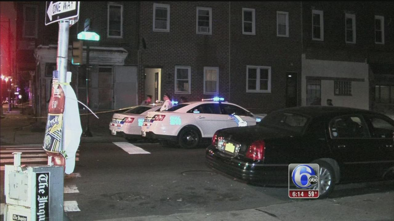 VIDEO: 29th Street shooting
