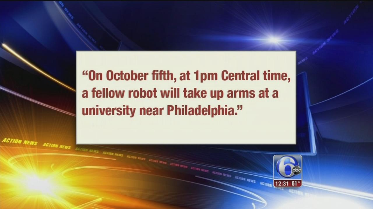 VIDEO: Local universities on alert following threat